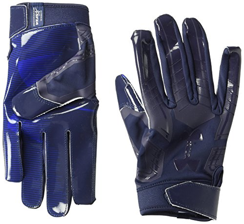 Under Armour Guanti Football UA F6 LE - Midnight Navy - small