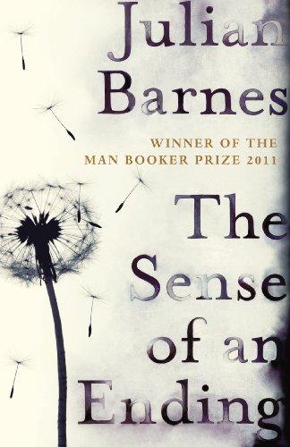 Sense of An Ending: Booker Prize Winner 2011