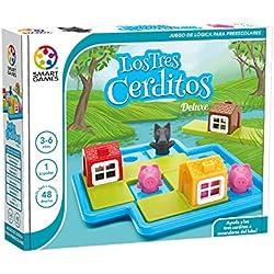 Smart Games - Los Tres Cerditos