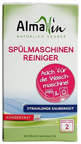 AlmaWin - Detergente biologico per lavastoviglie e lavatrici, 200 g