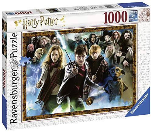 Ravensburger Harry Potter, puzzle da pezzi