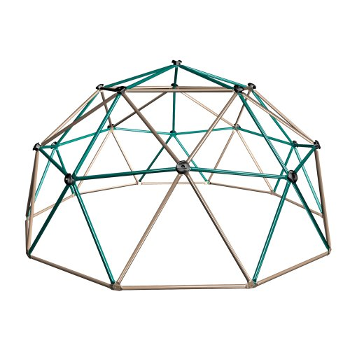 This dome climber is a really fabulous item to have in the garden. The design simply invites kids to come and climb plus it offers far-reaching benefits in process.