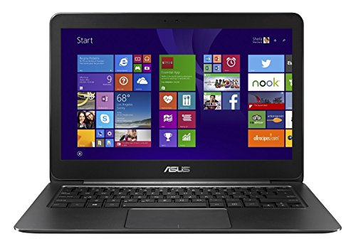 Asus Zenbook UX305FA 13.3 inch Notebook (Intel Core M-5Y10, 8 GB RAM, 128 GB SSD, WLAN, BT, Webcam, Integrated Graphics, Windows 8.1) - Metallic Black