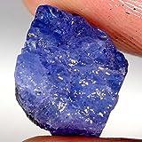 12.65CTS. 100% naturale blu e viola tanzanite Specimen non trattati grezzi