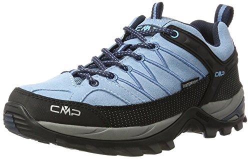 CMP-Damen-Rigel-Low-WP-Trekking-Wanderhalbschuhe-Trkis-Niagara-41-EU