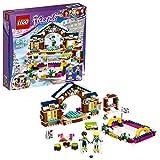 LEGO Friends 41322 - Eislaufplatz im Wintersportort