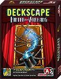 ABACUSSPIELE 38191 - Deckscape - Hinter dem Vorhang, Escape Room Spiel, Kartenspiel