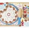 Melissa & Doug – 10511 – Torta di Compleanno di Legno
