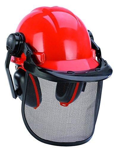 Einhell Forstschutzhelm Casco Seguridad con Proteccion AUDITIVA BG-HH 1