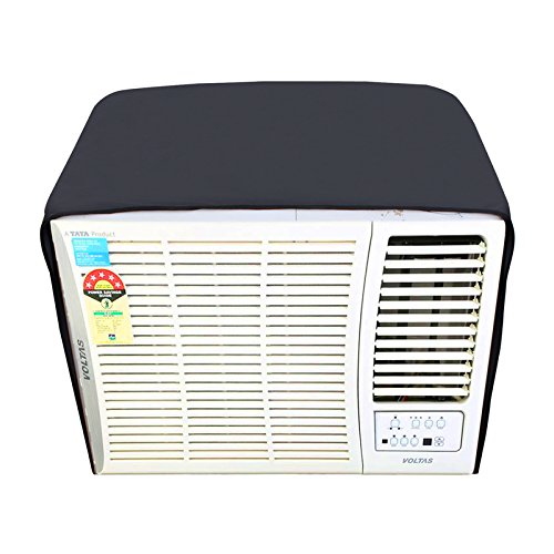Dream Care Grey Colored Window AC Cover for Haier HW-12CH1N Window AC AC 1 Ton 1 Star Rating