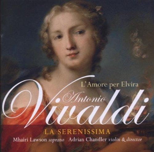 Vivaldi L'Amore per Elvira [Hybrid SACD - Works on all CD players]