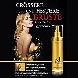 No1 Bust+ Enhancer / Brustcreme 24K Gold von di Angelo -