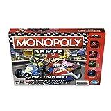 Monopoly- Gamer Mario Kart (Versión Española), Multicolor, única (Hasbro E1870105)