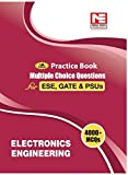 Electronics Engineering: 4000 MCQs - Practice Book for ESE, GATE & PSUs