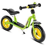 Puky Unisex-Youth Lr M Plus Balance Bike, Kiwi, Suitable for Children 2+ from 30-43cm (Inseam) max 25kg