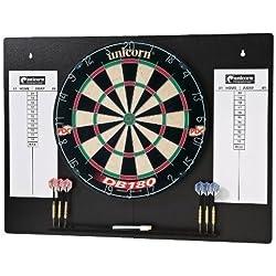 Unicorn DB180 Home Darts Centre Hallensport Spiel-Dart Set, komplett
