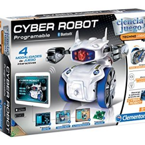 51zoXE3OFtL - Clementoni - Cyber Robot (Clementoni 55124.803)