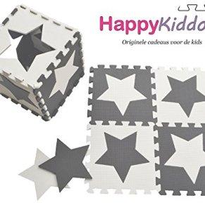 Alfombras de espuma en forma de puzle Happykiddoos