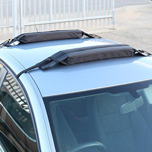 Hardcastle - Portapacchi Universale Morbido per Auto - 60cm