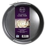 Prochef Cake ring with Teflon non-stick coating, 23 cm diameter, gray