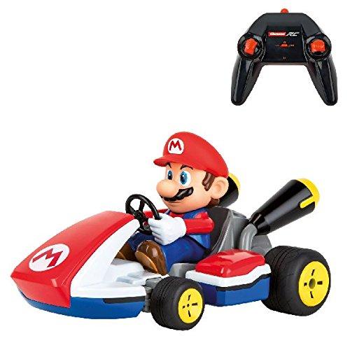Nintendo Mario Kart - Vehículo con sonido (Carrera RC 370162107)