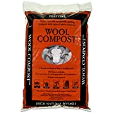 2 x Bags of Dalefoot Wool Compost peat-Free, Sustainable: 30 litres