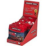 Conower Beef Jerky - Classic Beef Flavoured - Display 12 x 25g by Conower Jerky