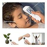 Surprise offer Infrarrojo del bebé termómetro electrónico sin la batería LCD Digital de Infrarrojos sin Contacto termómetro infrarrojo de la Frente del medidor de Temperatura