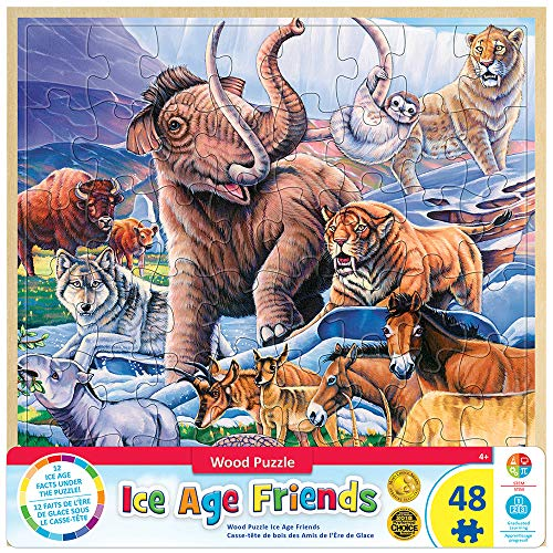MasterPieces Forest Friends puzzle