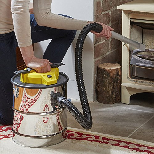 If there is one stove accessory you can't do without, its got to be a good ash vacuum, much cleaner and easier than a dustpan and brush for sure.