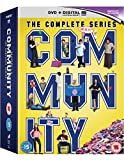 Community The Complete Season - Community - The Complete Seasons 1-6 (17 Dvd) [Edizione: Regno Unito] [Edizione: Regno Unito]