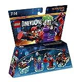 Warner Bros Lego Dimensions Team Pack - DC: Joker & Harley