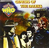 Doctor Who: Genesis of the Daleks [VINYL]