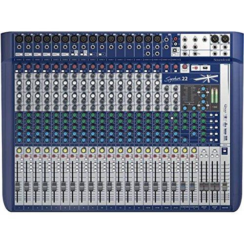 Soundcraft Signature 22 - Mezclador