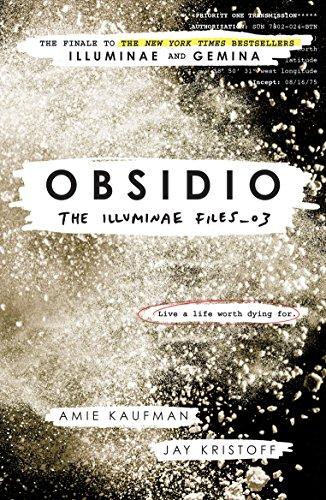 Obsidio Jay Kristoff pdf