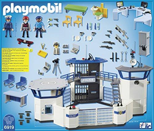 Playmobil 6919.0 Polizeistation mit Gefängnis, Spielset - 2