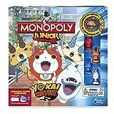Hasbro B6494 - Jeu Monopoly Junior - Yo-Kai Watch