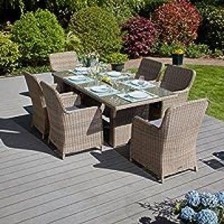 immagine di mobili da giardino di lusso