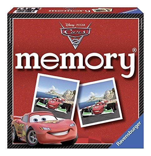 Ravensburger 22098 Memory Cars 2 Puzzle