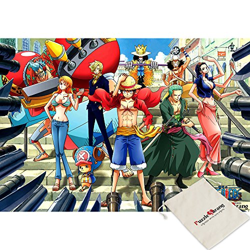 Haksan One Piece of Liberty Ali - oda eiichiro - 2014 Pezzi Mini Puzzle [Pouch Inclusa]