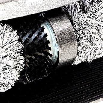 Schuhputzmaschine-Schuhputzautomat-Polierer-Schuhbrste-Poliermaschine-Schuhputzer-3-Brsten