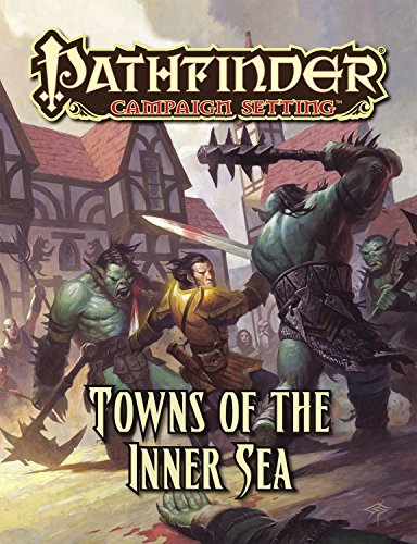 Towns of the Inner Sea