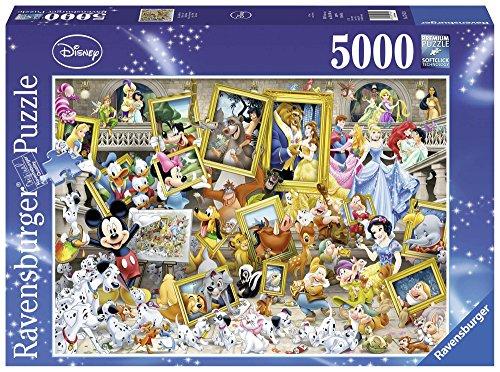 Ravensburger Italy Puzzle Micky l'Artista, 5000 Pezzi 17432 4