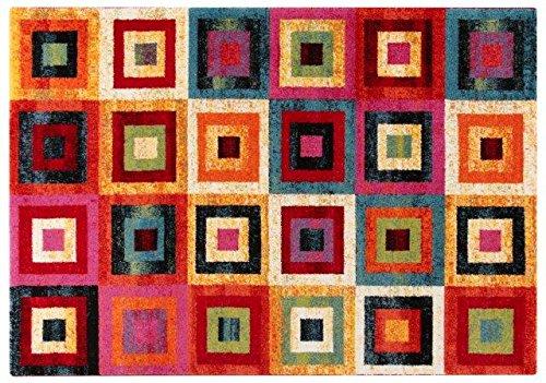 ABC, Gioia A, Tappeto, Multicolore, 230 x 160 cm