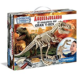 Clementoni - Figura de T-Rex Gigante (55109.5)