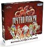 Asterion 0389 - Mythomakya, Edizione Italiana