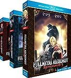 Fullmetal Alchemist: Brotherhood - Intégrale + OAVs -Edition Saphir - [9 Blu-ray] +Livrets