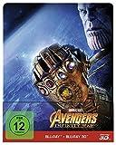 Avengers - Infinity War - Steelbook/Limited Edition  (+ Blu-ray 2D)