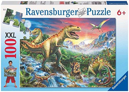 Ravensburger Italy Rav Pzl 100 Pz. L'Era D.Dinosauri 10665, Multicolore, 878367