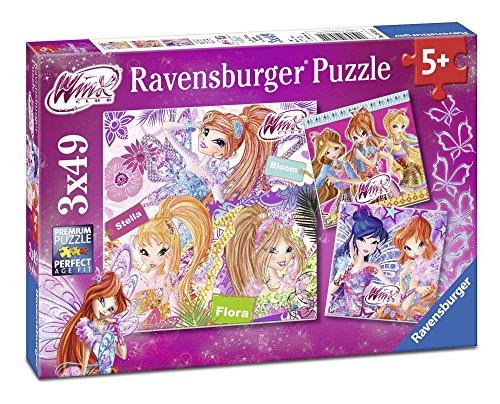 Ravensburger Italy Puzzle Winx, 08031 1